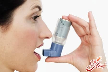 ингаляционный препарат для лечения астмы