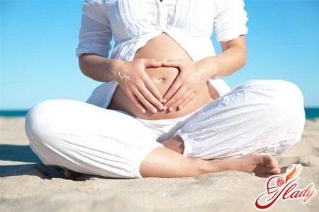 причины появления миопии при беременности