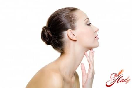 симптомы появления паппилом на шее