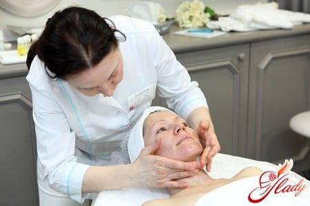 процедуры для лечения кожи
