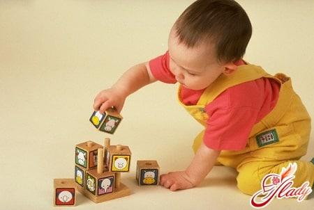игрушки для ребенка в полгода