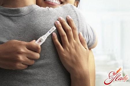 первые недели развития беременности
