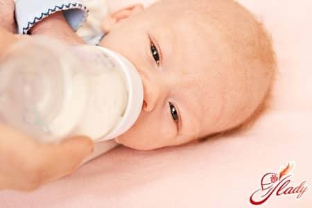 питание ребенка в 2 месяца