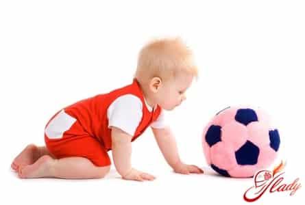 Календарь развития малыша в семимесячном возрасте