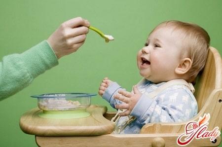 питание в ребенка в 7 месяцев