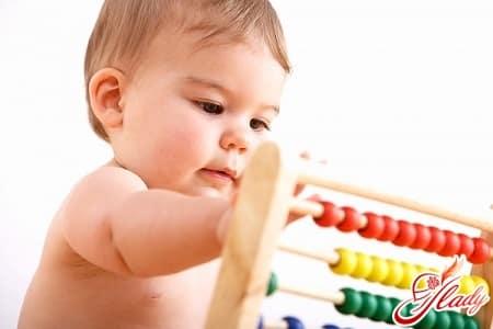 умственное развитие ребенка в 7 месяцев