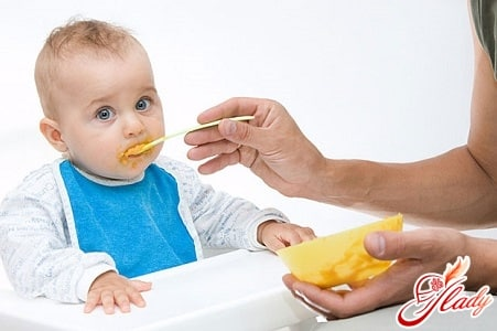 правильное питание ребенка в 9 месяцев