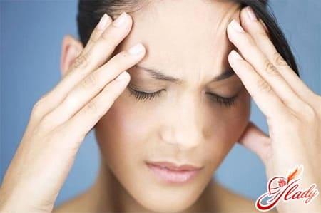 головные боли при астме