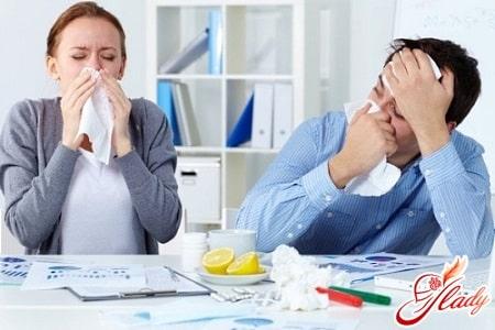 симптомы холодовой аллергии фото