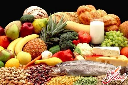полезные белки жиры углеводы
