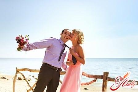 розовая свадьба или 10 лет совместной жизни