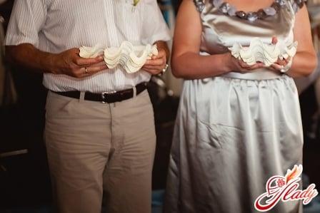 особенности жемчужной свадьбы