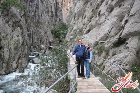 каньон спадере