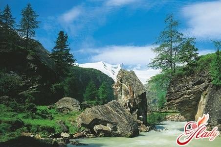 национальный парк высокий тауэрн