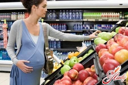 фрукты при беременности очень нужны для организма женщины