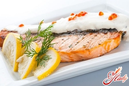вариант блюда из рыбы при белковой диете