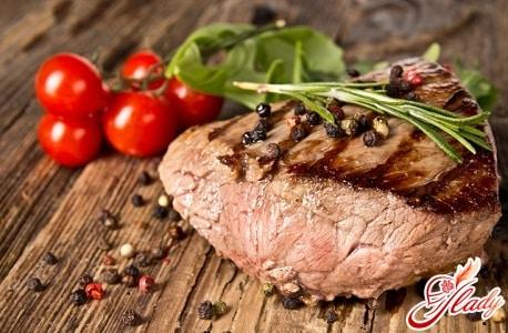 мясо при белковой диете
