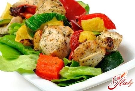 блюдо при диете