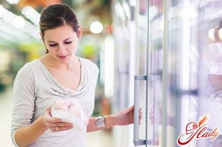 правильный выбор продуктов при белково-витаминной диете