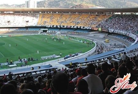 крупнейший в мире стадион маракана