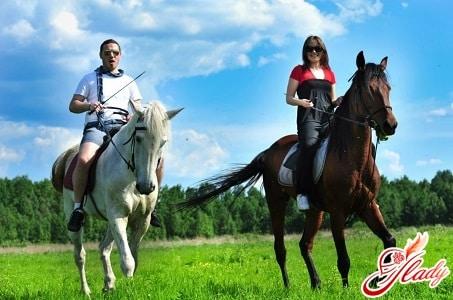 конная прогулка в подарок на годовщину