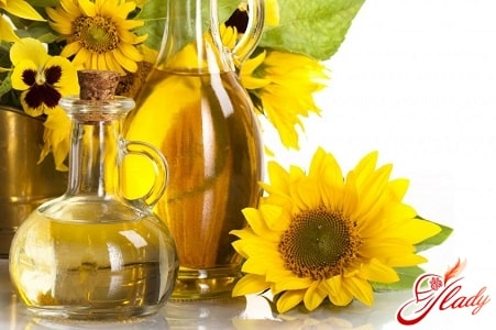 при бронхиальной астме можно употреблять подсолнечное масло