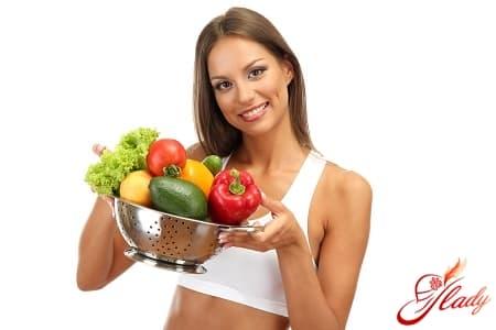 овощи при диете протасова