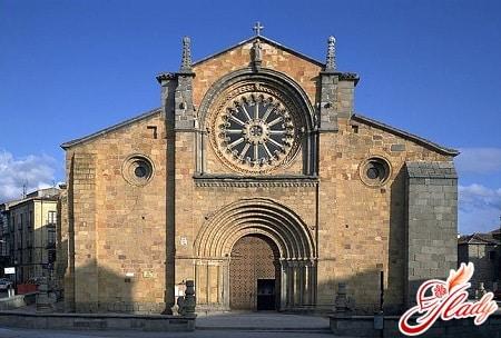 авила - церковь святого петра