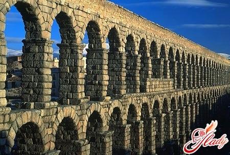 сеговия - римский акведук
