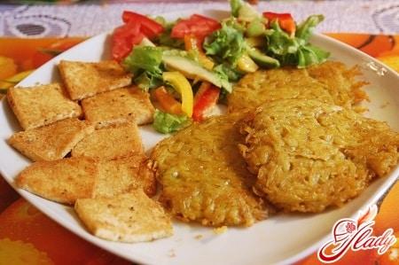 разные рецепты картофельных драников