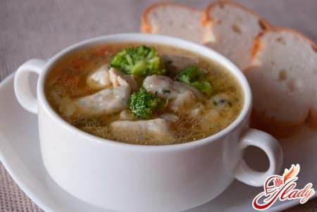 быстрый рецепт гречневого супа
