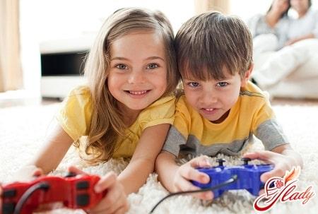 причины появления компьютерной зависимости у детей