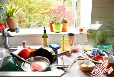 беспорядок на кухне запрещен по фен шуй