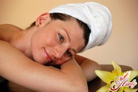 применение оливкого масла для волос