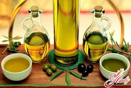 приготовление оливковой маски для волос