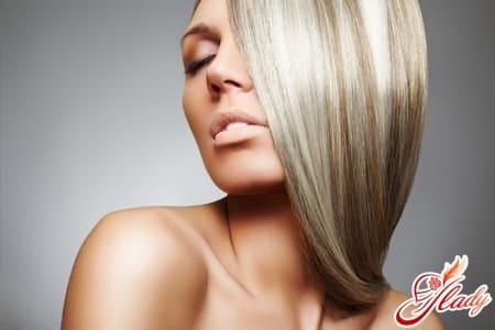 Как осветлить окрашенные волосы в домашних условиях - d49