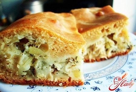 рецепт сладкого пирога на майонезе