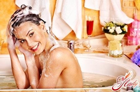 правильный шампунь против выпадения волос