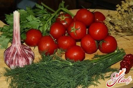 разные рецепты засолки помидоров