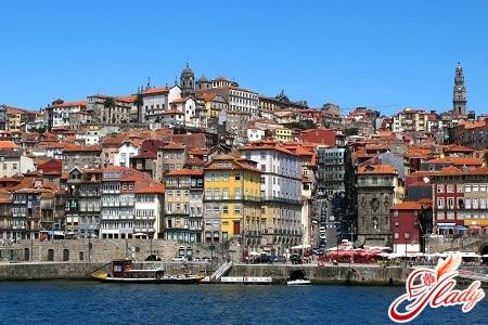 солнечная португалия