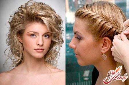разные прически для волос