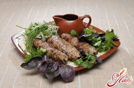 простой рецепт люля кебаб