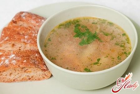 рыбный суп самый простой рецепт
