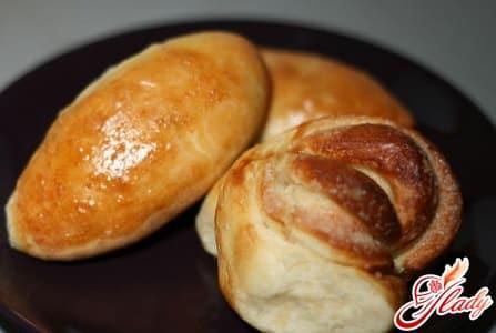 печеные пирожки с мясом