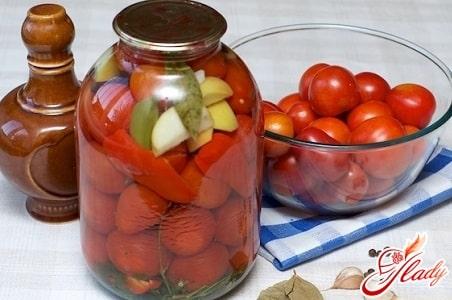 экспресс рецепты соленых помидор