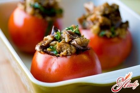 быстрый рецепт соленых помидор