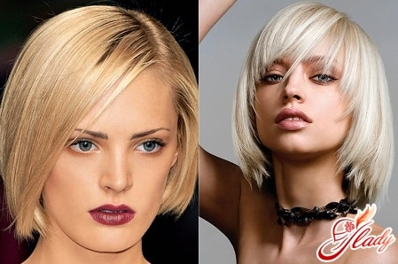 женские стрижки на тонкие волосы