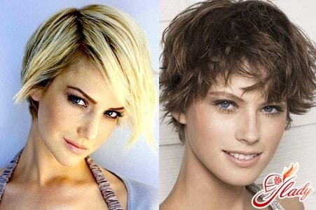 красивые женские стрижки для тонких волос