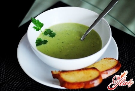 простой рецепт крем супа из брокколи