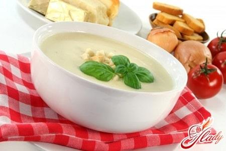 суп пюре для всей семьи